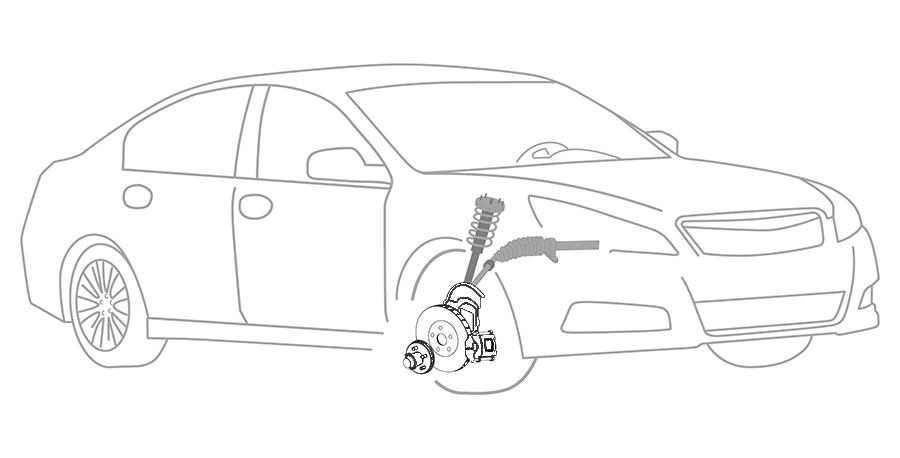 Modesto Front Disc Brake Repair