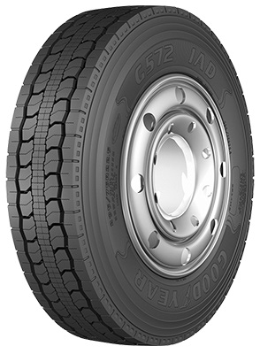 Goodyear G572 1AD Fuel Max