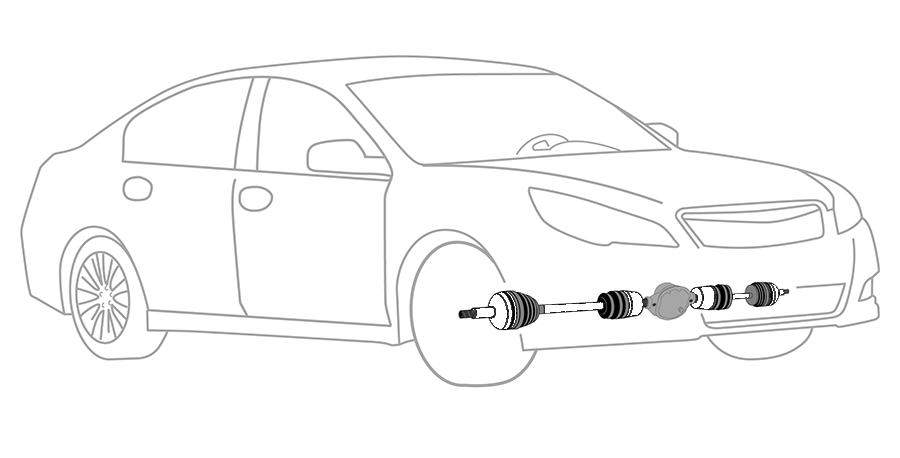 Calabro Tire & Auto Service   Axle, CV Joint, Driveshaft