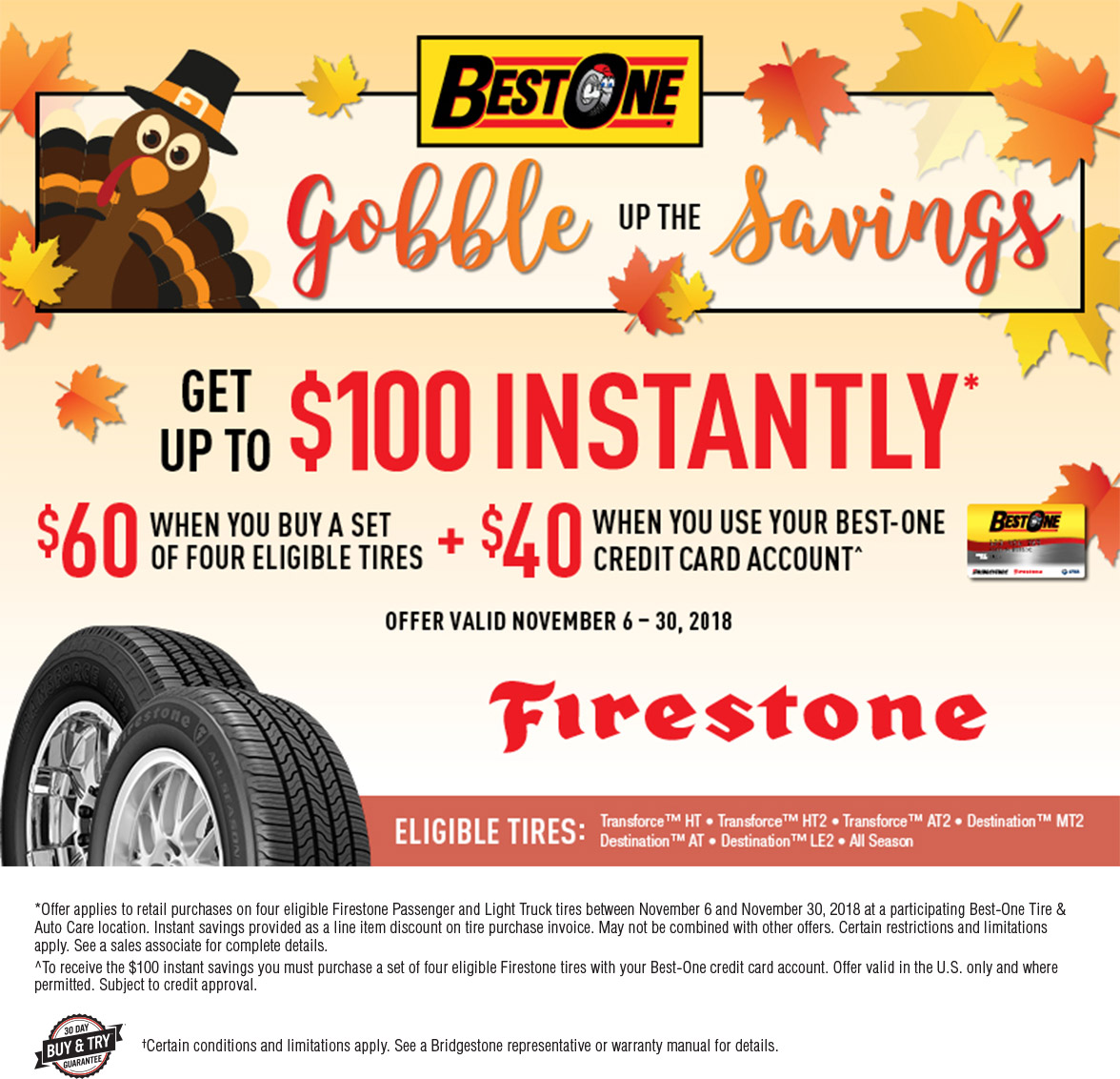 Tires Coupons Best One Tire Service Of Jackson