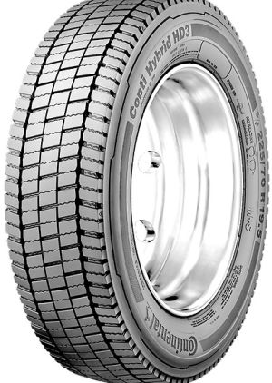 Continental Conti Hybrid HD3 19.5 (Tread B)